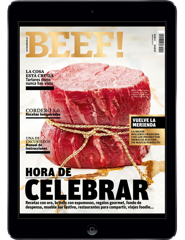 Beef! Digital | 6 números